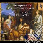 Lully-  L'orchestre Du Roi Soleil Sacd cd musicale