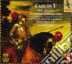 Carlos v cd musicale di Jordi Savall