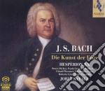 Bach - L'arte Della Fuga Bwv 1080 Sa cd musicale di Bach