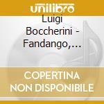Jordi Savall - Fantango - Sinfonie E La Musica Notturna Di Madrid cd musicale di Luigi Boccherini