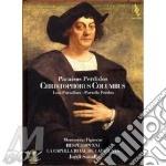 Cristoforo colombo-paradis perdus cd musicale di Jordi Savall