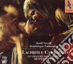 Lachrimae caravaggio/sacd cd musicale di Jordi Savall