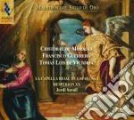 Maestros del siglo de oro cd musicale di Jordi Savall