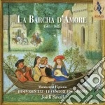 La Barcha D'amore cd musicale di Jordi Savall