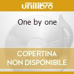 One by one cd musicale