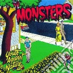 Monsters - Youth Against Nature cd musicale di MONSTERS