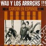 (LP VINILE) CANTAN EN ESPANOL lp vinile di WAU Y LOS ARRRGHS!!