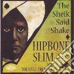 (LP VINILE) SHEIK SAID SHAKE lp vinile di HIPBONE SLIM & KNEE