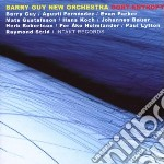 Barry Guy New Orchestra - Oort / Entropy cd musicale di GUY BARRY NEW ORCHES