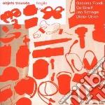 Objets trouves - fragile cd musicale di Friedli-streiff-schl