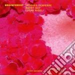 Demierre / Guy / Niggli - Brainforest cd musicale di DEMIERRE/GUY/NIGGLI