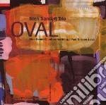 Sten Sandell Trio - Oval cd musicale di Sten sandell trio