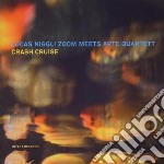 Zoom Meets Arte Quartett - Crash Cruise cd musicale di Lucas niggli zoom me