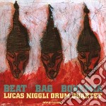Lucas Niggli Drum Quartet - Beat Bag Bohemia cd musicale di NIGGLI LUCAS DRUM QU
