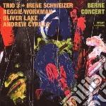 BERNE CONCERT cd musicale di TRIO 3+SCHWEIZER IRE