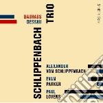 Bauhaus dessau cd musicale di Trio Schlippenbach