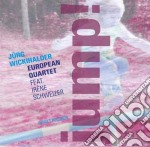 Jurg Wickihalder European Quartet - Jump! cd musicale di J.- eur Wickihalder
