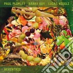 Paul Plimley & Barry Guy & Lucas Niggli - Hexentrio cd musicale di Plimley paul-guy b