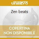 Zen beats cd musicale