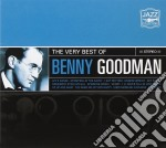 Benny Goodman - The Very Best Of - Jazz Collectors cd musicale