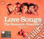 LOVE SONGS - ROMANTIC ESSENTIALS TRILOGY cd musicale di ARTISTI VARI