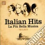 ITALIAN HITS - LA PIU' BELLA MUSICA (BOX 3 CD) cd musicale di ARTISTI VARI