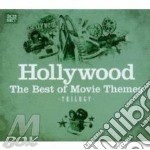 Hollywood movie themes cd musicale di Artisti Vari