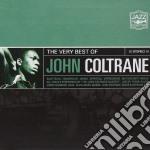 John Coltrane - The Very Best Of - Jazz Collectors cd musicale di John Coltrane