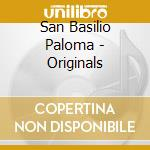 Originals cd musicale di Basilio San