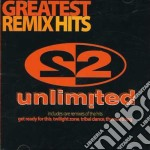 Greatest remix hits cd musicale di Unlimited 2