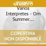 Om:summer sessions cd musicale di Artisti Vari
