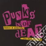 Punk's Not Dead - Chaos & Anarchy - The Best Of Punk cd musicale di Artisti Vari