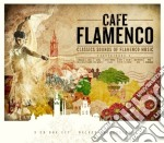 Cafe' flamenco cd musicale di Artisti Vari