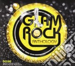 Glam rock anthology cd musicale di Artisti Vari