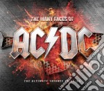 The many faces of ac/dc cd musicale di Artisti Vari