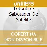 Sabotador de satelite cd musicale