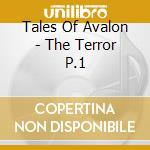TALES OF AVALON - THE TERROR P.1 cd musicale di DARK AVENGER