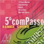 5�com passo - samba & choro cd musicale di Artisti Vari