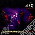 IN CONCERT/LIVE IN LONDON cd musicale di FORCIONE ANTONIO QUA