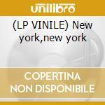 (LP VINILE) New york,new york lp vinile