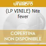 (LP VINILE) Nite fever lp vinile di Peruzzi Luca