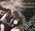 Invece - Migranti cd musicale di Invece