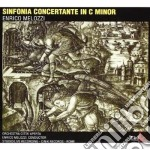 Melozzi,enrico - Sinfonia Concertanta cd musicale di Enrico Melozzi