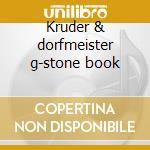Kruder & dorfmeister g-stone book cd musicale di Artisti Vari