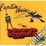 CAPITAN UNCINO cd musicale di Edoardo Bennato