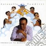 Antonello Venditti - Prendilo Tu Questo Frutto Amaro cd musicale di Antonello Venditti
