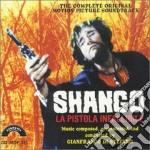 Gianfranco Di Stefano - Shango - La Pistola Infallibile cd musicale