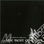 THE BEST OF GOBLIN VOL.1 cd musicale di GOBLIN
