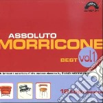 Ennio Morricone - Assoluto Morricone Best Vol.1 cd musicale di Ennio Morricone