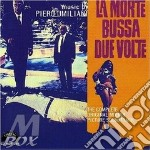 LA MORTE BUSSA DUE VOLTE cd musicale di Piero Umiliani